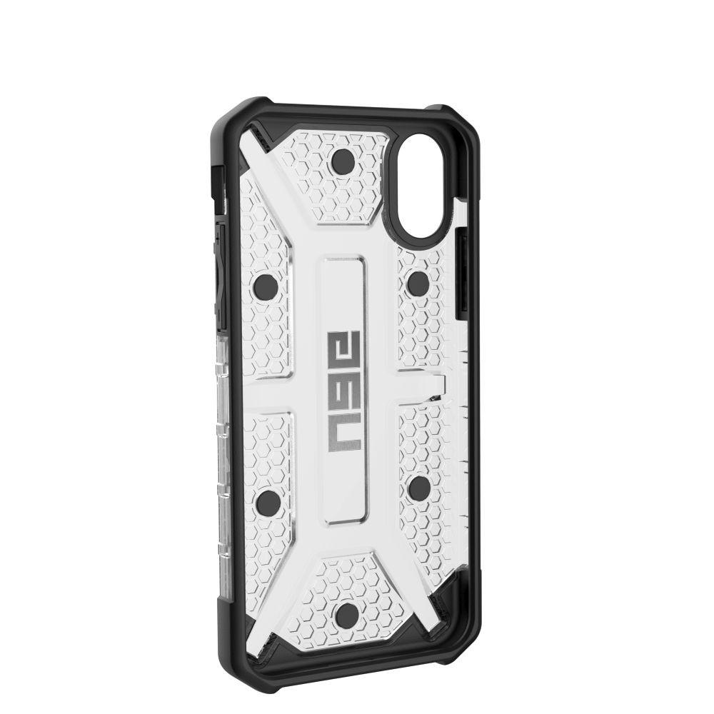 (在庫限り) UAG iPhone XS / X用 PLASMAケース(クリアカラー) 全5色 耐衝撃 UAG-IPHXシリーズ