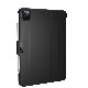 UAG 12.9インチ iPad Pro (第4世代)用 SCOUTケース ブラック 耐衝撃 UAG-IPDPROLS4-BK