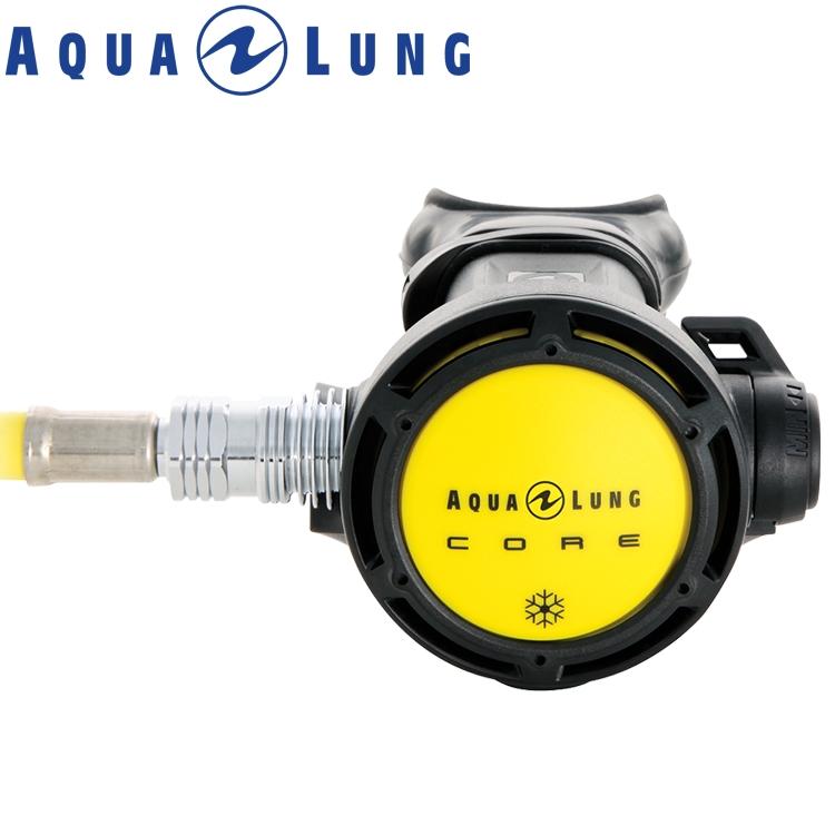 ダイビング オクトパス AQUALUNG アクアラング オクトパスコア 重器材