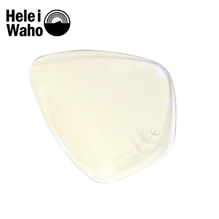 Hele i Waho/ヘレイワホ UV400-CUTアンバーカラーレンズ