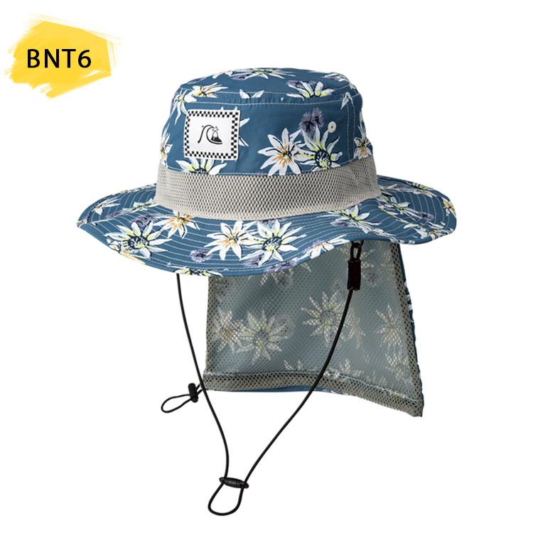 QUIKSILVER クイックシルバー サーフハット キッズ ハット 子供用 BOY UV WATER HAT PRT KSA191752