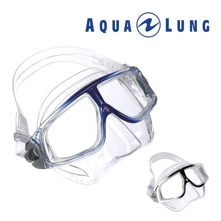 スノーケリング用マスク AQUALUNG/アクアラング スフェラLXマスク/スフェラマスク