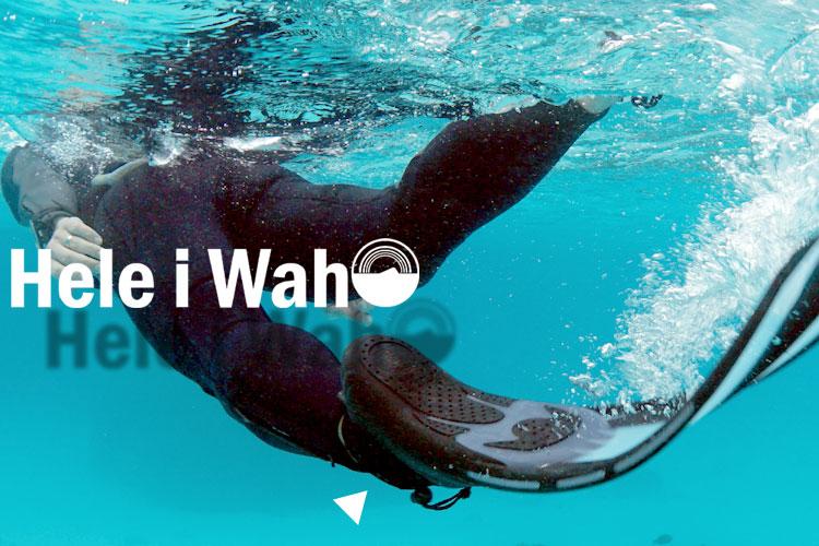 フルフットフィンに対応する アクアシューズ で ダイビング や シュノーケリングを快適に! HeleiWaho/ヘレイワホ 2mmスリム フィットブーツ ショート
