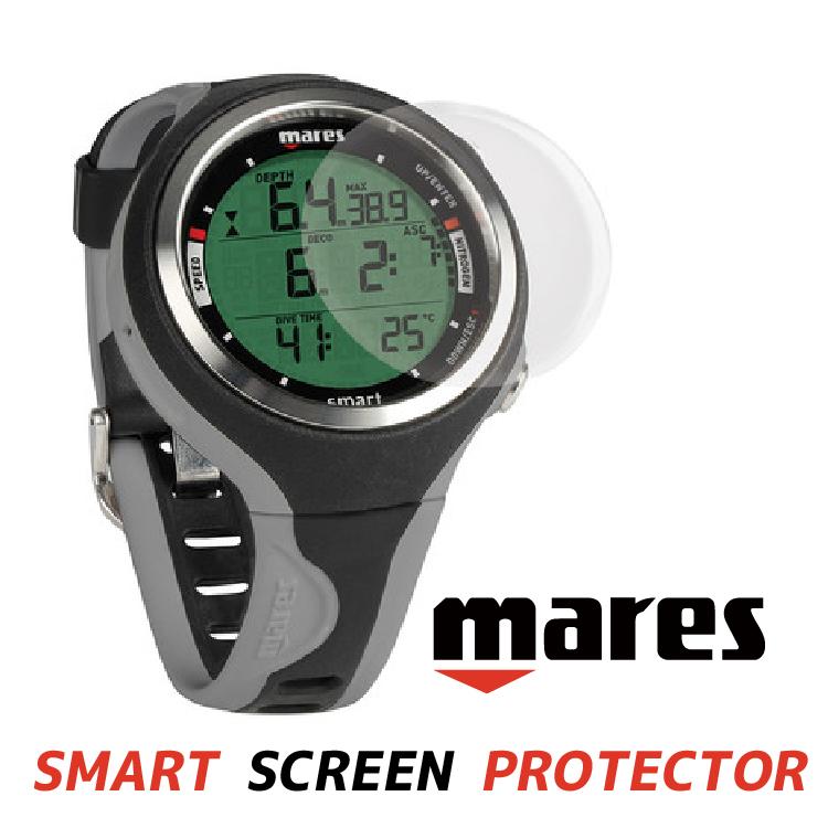 mares マレス スマート スクリーン プロテクター