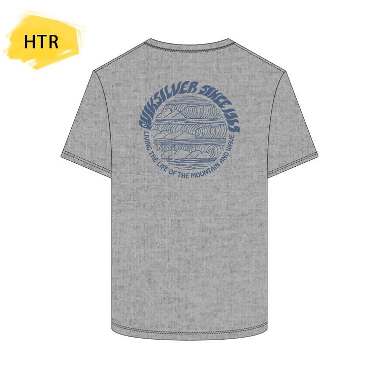 QUIKSILVER クイックシルバー ラッシュガード Tシャツ メンズ 半袖  QP GOOD ARVO PK SS QLY191057