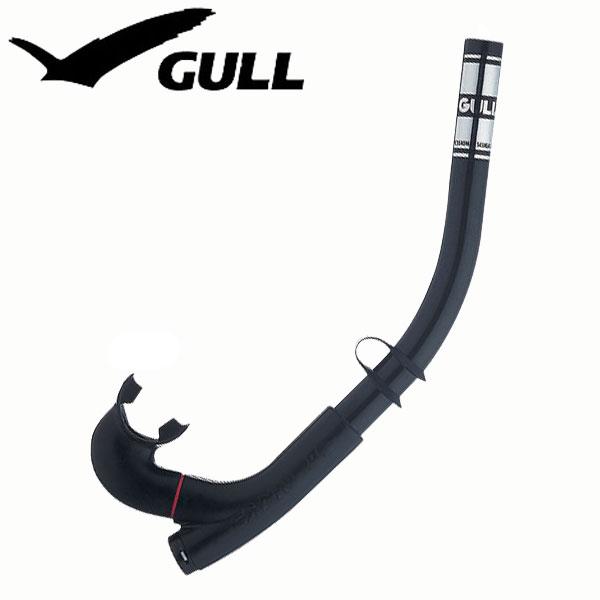 GULL/ガル ダイビング用スノーケル カナール2ラバー GS-3065