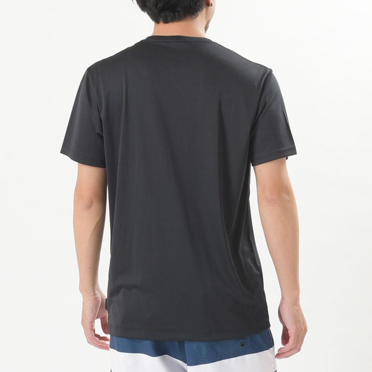 QUIKSILVER クイックシルバー ラッシュガード Tシャツ メンズ 半袖  MORNING SESSION SS QLY191056
