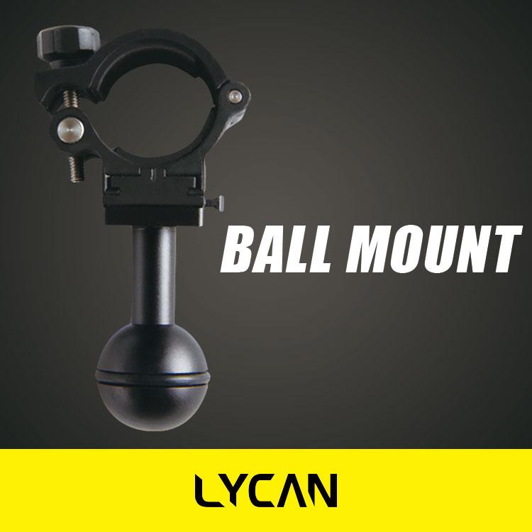 【水中ライト アクセサリー】LYCAN/ライキャン BM1 BALL MOUNT