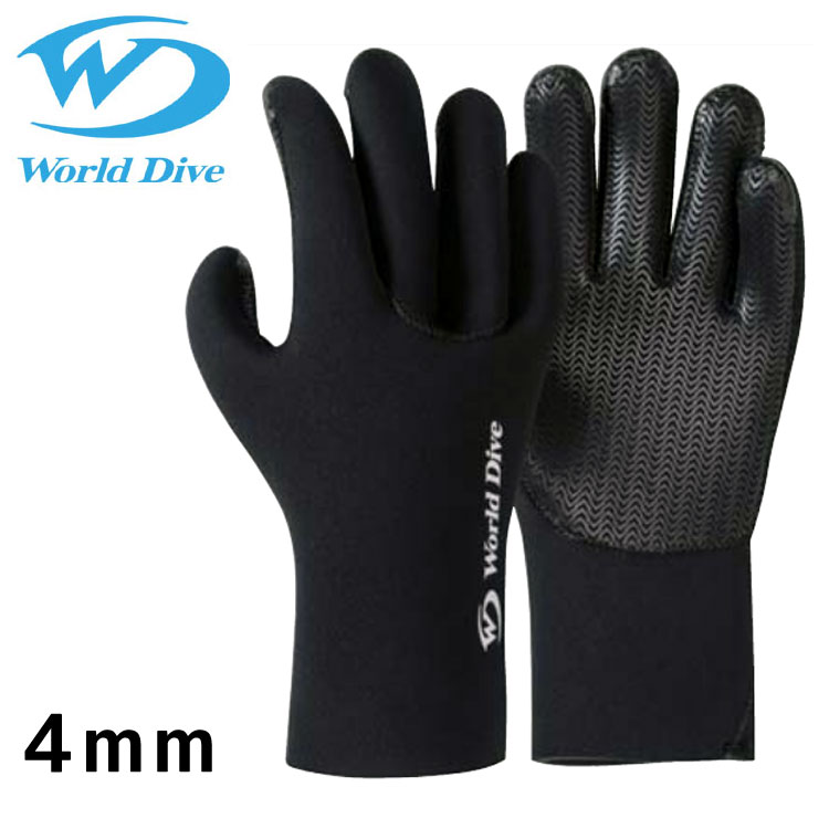 World Dive / ワールドダイブ マルチヒートグローブver2 4mm