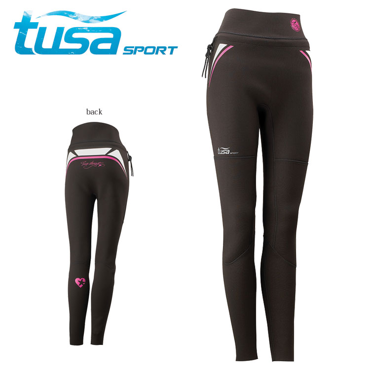 ウェットパンツ tusa sport/ツサスポーツ UA5207 ウェットパンツ 女性用[60203006]
