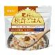 非常食 尾西の松茸ごはん 100g アルファ米スタンドパック(アルファ化米 まつたけご飯 アルファー米 保存食) [M便 1/4]