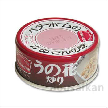ベターホーム協会缶詰<うの花炒り65g×48缶>