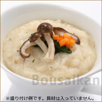 ライスるん『野菜&きのこ』和風味【賞味期限2026年1月迄】[M便 1/2]