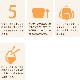 非常食 尾西の五目ごはん 100g アルファ米スタンドパック(五目ご飯 五目御飯 保存食) [M便 1/4]