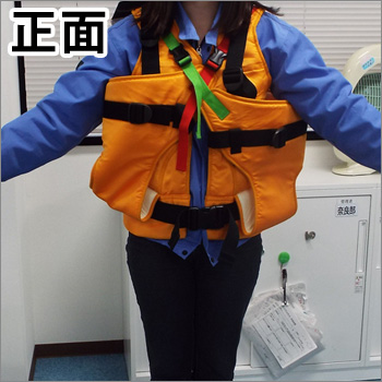 避難くん 避難用3人抱きキャリー 01-091(だっこ紐 抱っこ紐 おんぶ帯 おんぶ紐 救出 救助 災害 防災 介護)