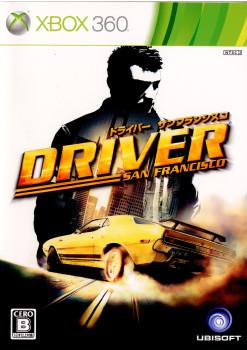 【中古即納】[Xbox360]ドライバー:サンフランシスコ (Driver: San Francisco)(20111110)