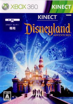 【中古即納】[表紙説明書なし][Xbox360]Kinect:Disneyland Adventures(キネクト ディズニーランド・アドベンチャーズ)(Kinect(キネクト)専用)(20111208)