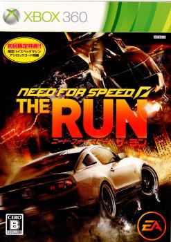 【中古即納】[Xbox360]ニード・フォー・スピード ザ・ラン(Need for Speed: The Run)(20111208)