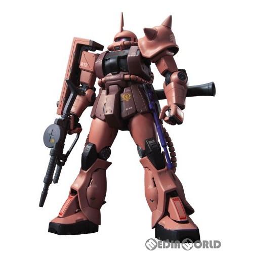 【中古即納】[FIG]SUPER HCM-Pro MS-06S シャア専用ザク 機動戦士ガンダム 1/144 完成品 可動フィギュア バンダイ(20080308)