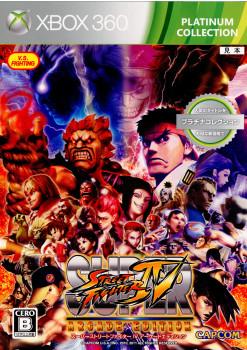 【中古即納】[表紙説明書なし][Xbox360]スーパーストリートファイターIV アーケードエディション(SUPER STREET FIGHTER 4 ARCADE EDITION)(20120209)