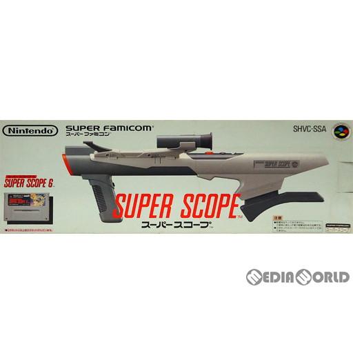 【中古即納】[箱説明書なし][SFC]スーパースコープセット(19930621)