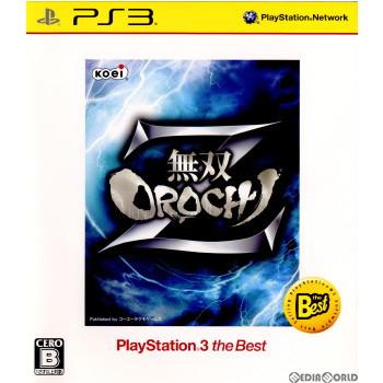 【中古即納】[PS3]無双OROCHI Z(無双オロチ Z) PlayStation 3 the Best(BLJM-55031)(20111102)