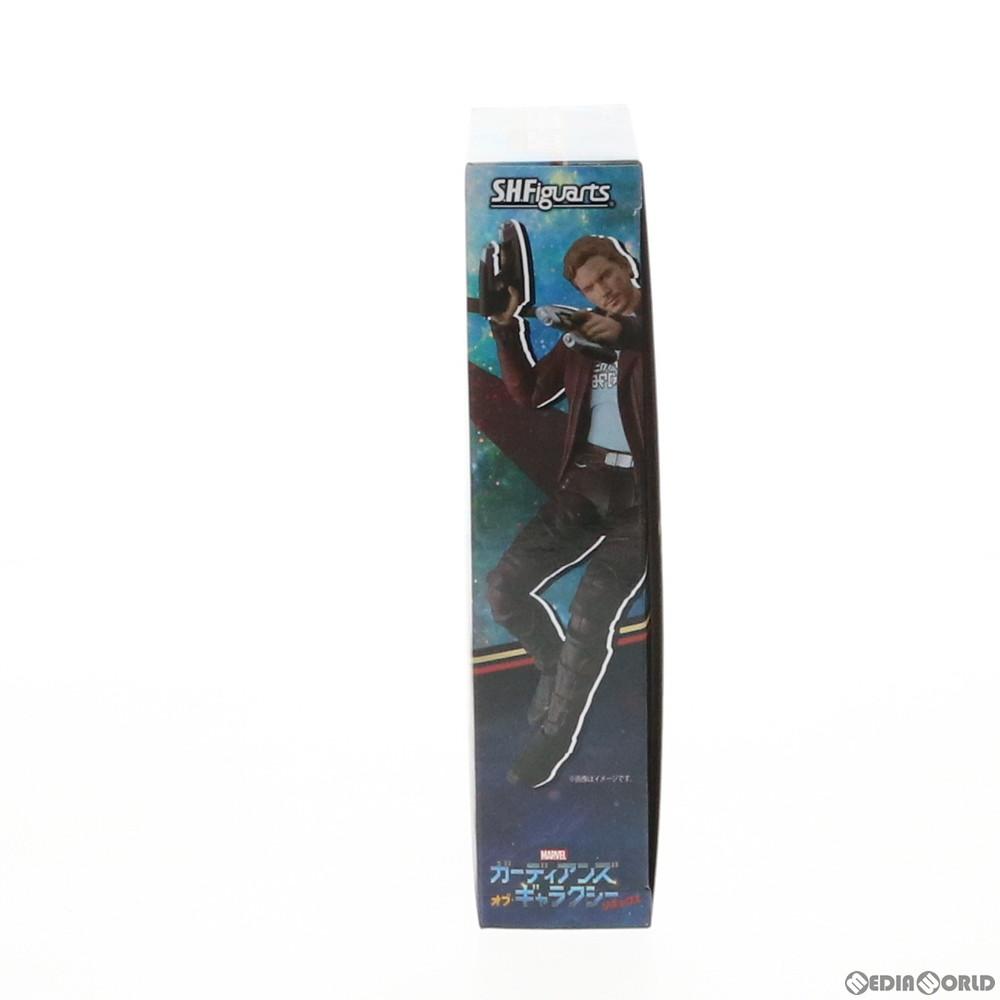 【中古即納】[FIG]魂ウェブ商店限定 S.H.Figuarts(フィギュアーツ) スター・ロード ガーディアンズ・オブ・ギャラクシー:リミックス 完成品 可動フィギュア バンダイ(20170922)