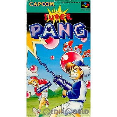 【中古即納】[SFC]スーパーパン(SUPER PANG)(19920807)