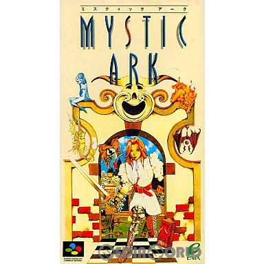 【中古即納】[箱説明書なし][SFC]MYSTIC ARK(ミスティックアーク)(19950714)
