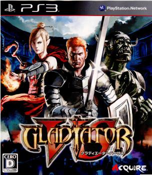 【中古即納】[PS3]GLADIATOR VS(グラディエーターバーサス)(20111123)