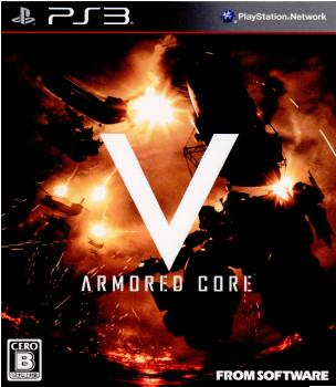 【中古即納】[PS3]アーマード・コア5(ARMORED CORE V)(20120126)