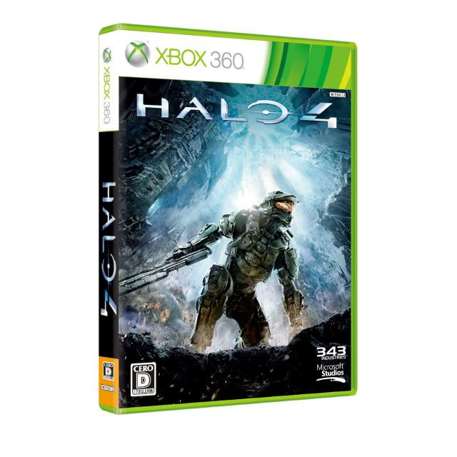 【中古即納】[表紙説明書なし][Xbox360]HALO4(ヘイロー4) 通常版(20121108)