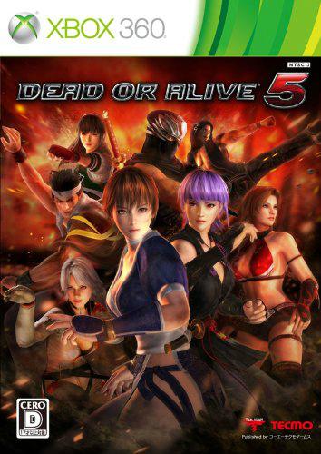 【中古即納】[表紙説明書なし][Xbox360]DEAD OR ALIVE 5(デッド オア アライブ5) 通常版(20120927)