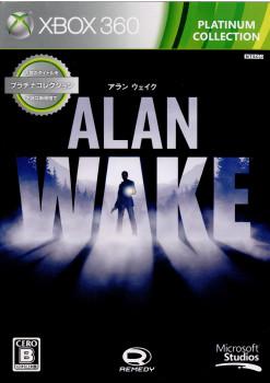 【中古即納】[Xbox360]ALANWAKE(アランウェイク) Xbox360プラチナコレクション(73H-00034)(20120308)