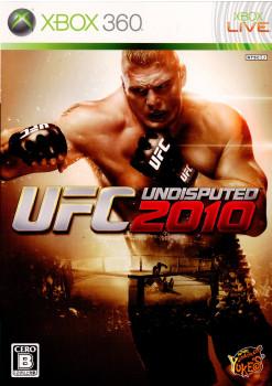 【中古即納】[表紙説明書なし][Xbox360]UFCアンディスピューテッド2010(UFC UNDISPUTED 2010)(20100909)