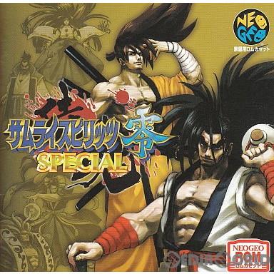 【中古即納】[NG]サムライスピリッツ零 SPECIAL(スペシャル) 修正版 NEOGEO ROM版(ネオジオロム)(20040715)
