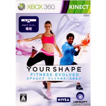 【中古即納】[表紙説明書なし][Xbox360]ユアシェイプ フィットネス・エボルブ(Kinect(キネクト)専用)(20101209)