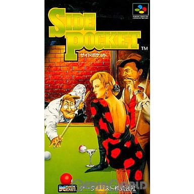 【中古即納】[箱説明書なし][SFC]サイドポケット(19940318)