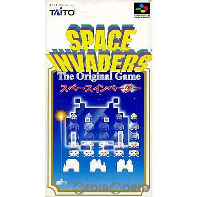 【中古即納】[箱説明書なし][SFC]スペースインベーダー(19940325)