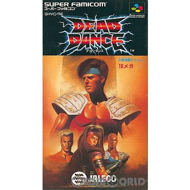 【中古即納】[箱説明書なし][SFC]DEAD DANCE(デッド・ダンス)(19930326)