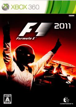 【中古即納】[表紙説明書なし][Xbox360]F1 2011(20111006)