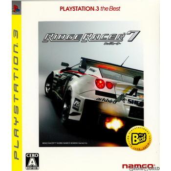 【中古即納】[PS3]リッジレーサー7 PLAYSTATION3 the Best(BLJS-50001)(20080319)