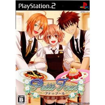 【中古即納】[PS2]プティフール(Petit Four) 通常版(20080228)