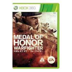【中古即納】[表紙説明書なし][Xbox360]メダル オブ オナー ウォーファイター(Medal of Honor: Warfighter)(20121115)