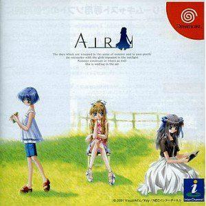 【中古即納】[表紙説明書なし][DC]AIR(エアー)(20010913)