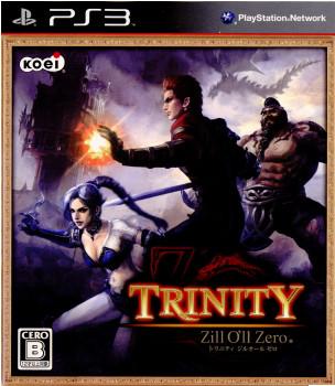 【中古即納】[PS3]トリニティ ジルオール ゼロ(TRINITY Zill O'll Zero)(20101125)