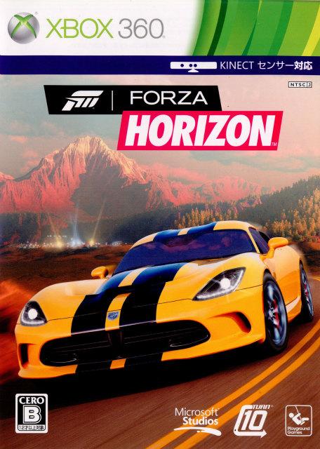 【中古即納】[Xbox360]Forza Horizon(フォルツァホライゾン) 通常版(20121025)