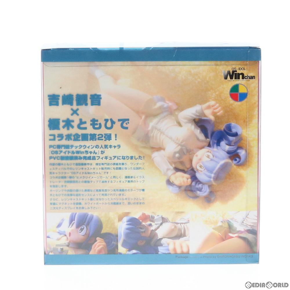 【中古即納】[未開封][FIG]OSアイドル Winちゃん1 テックウィン 完成品 フィギュア 海洋堂(20060412)