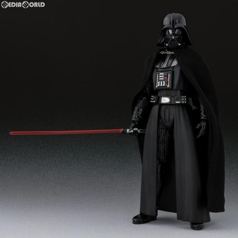【中古即納】[FIG]S.H.Figuarts(フィギュアーツ) ダース・ベイダー(STAR WARS: Return of the Jedi) スター・ウォーズ エピソード6 完成品 可動フィギュア バンダイスピリッツ(20191019)