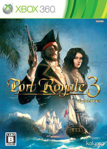【中古即納】[Xbox360]Port Royale 3(ポートロイヤル3)(20121213)